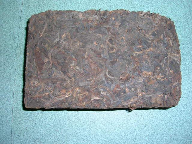 3358陳年茶磚